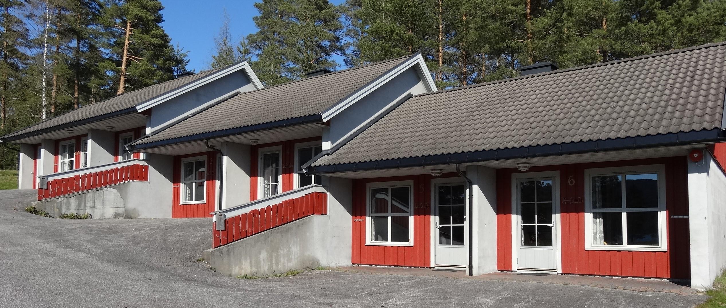 Evjetun Rød hytte, 6 sengs