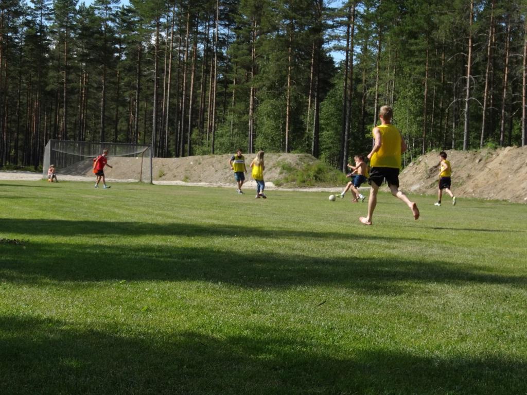 Fotball bane 01